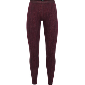 Icebreaker 250 Vertex Leggings Women Velvet/Prism